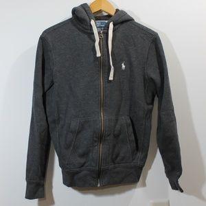 Polo fleece lined hoodie sz S